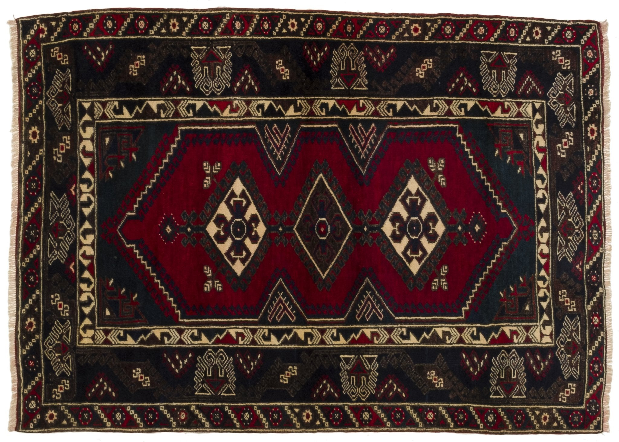 Vintage Turkish Rug Aitana