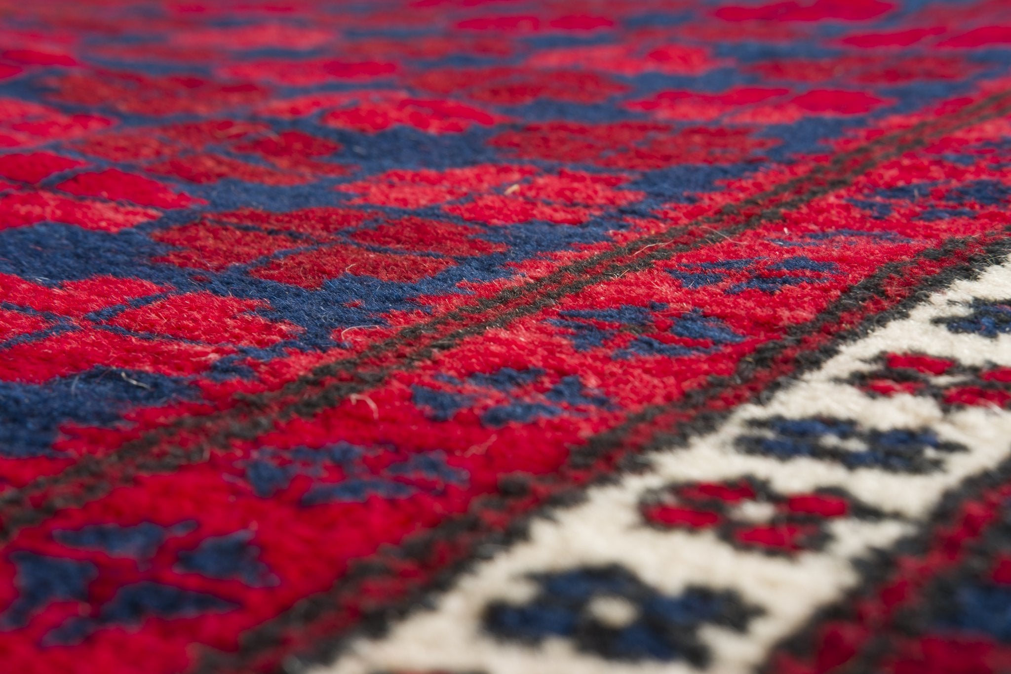 Vintage Turkish Runner Rug Laerte