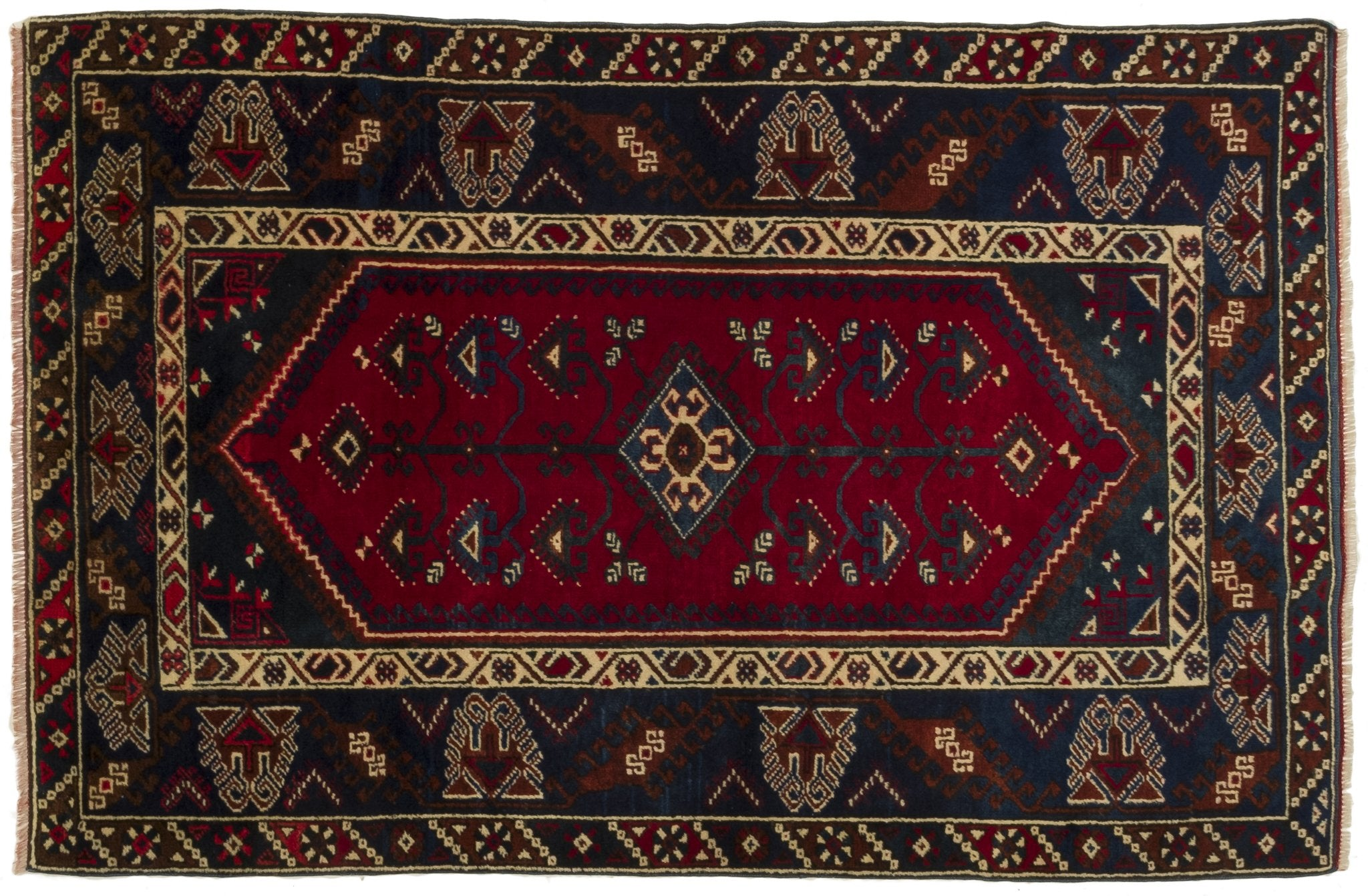 Vintage Turkish Rug Ampelia