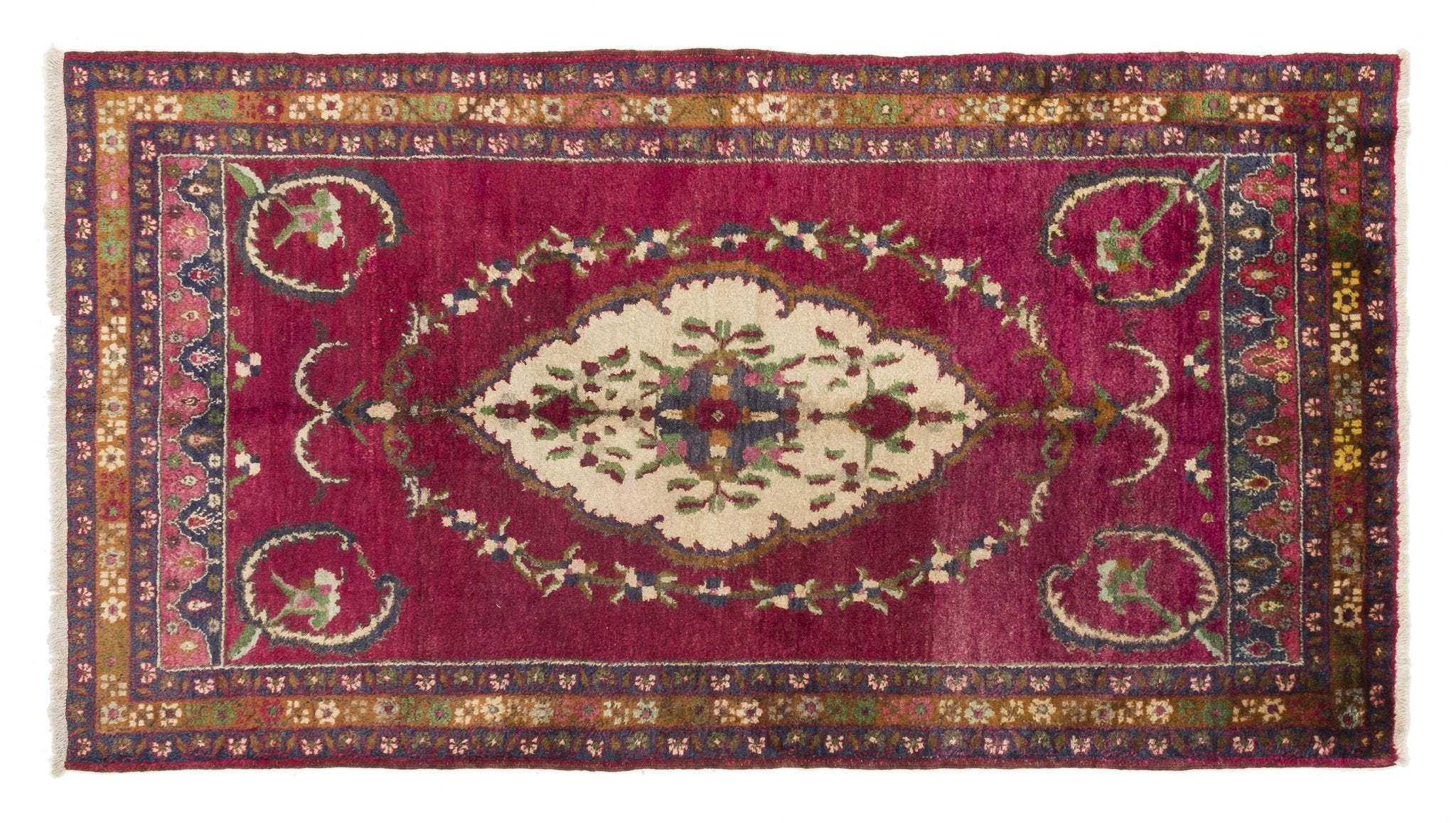 Vintage Turkish Rug Fabiane