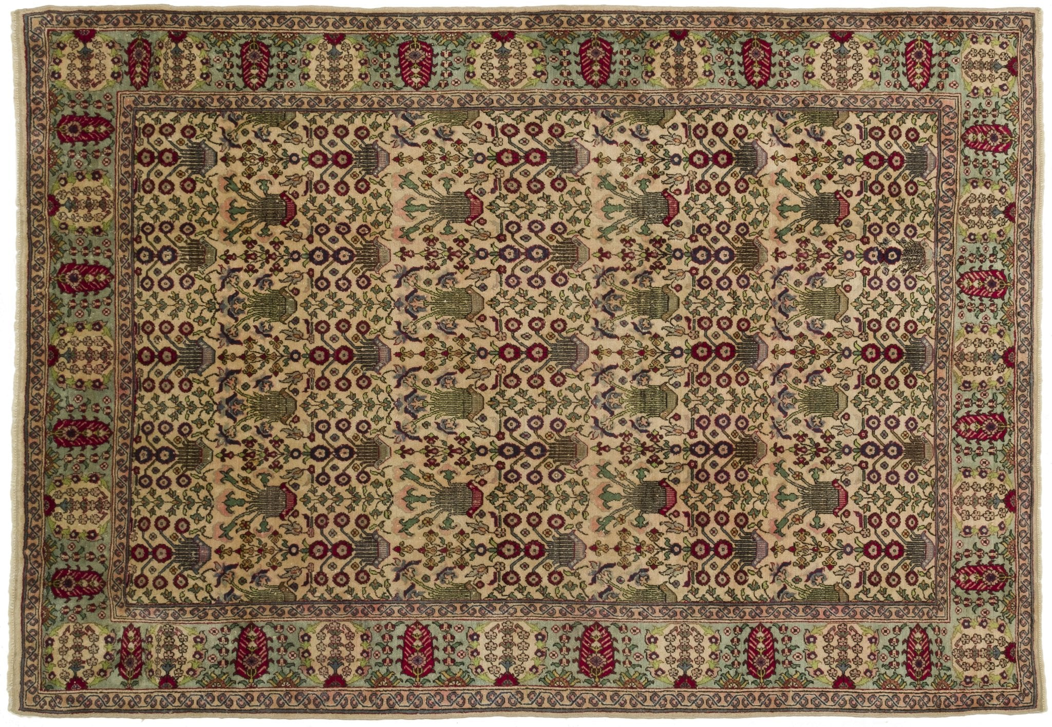 Vintage Turkish Rug Annedorte