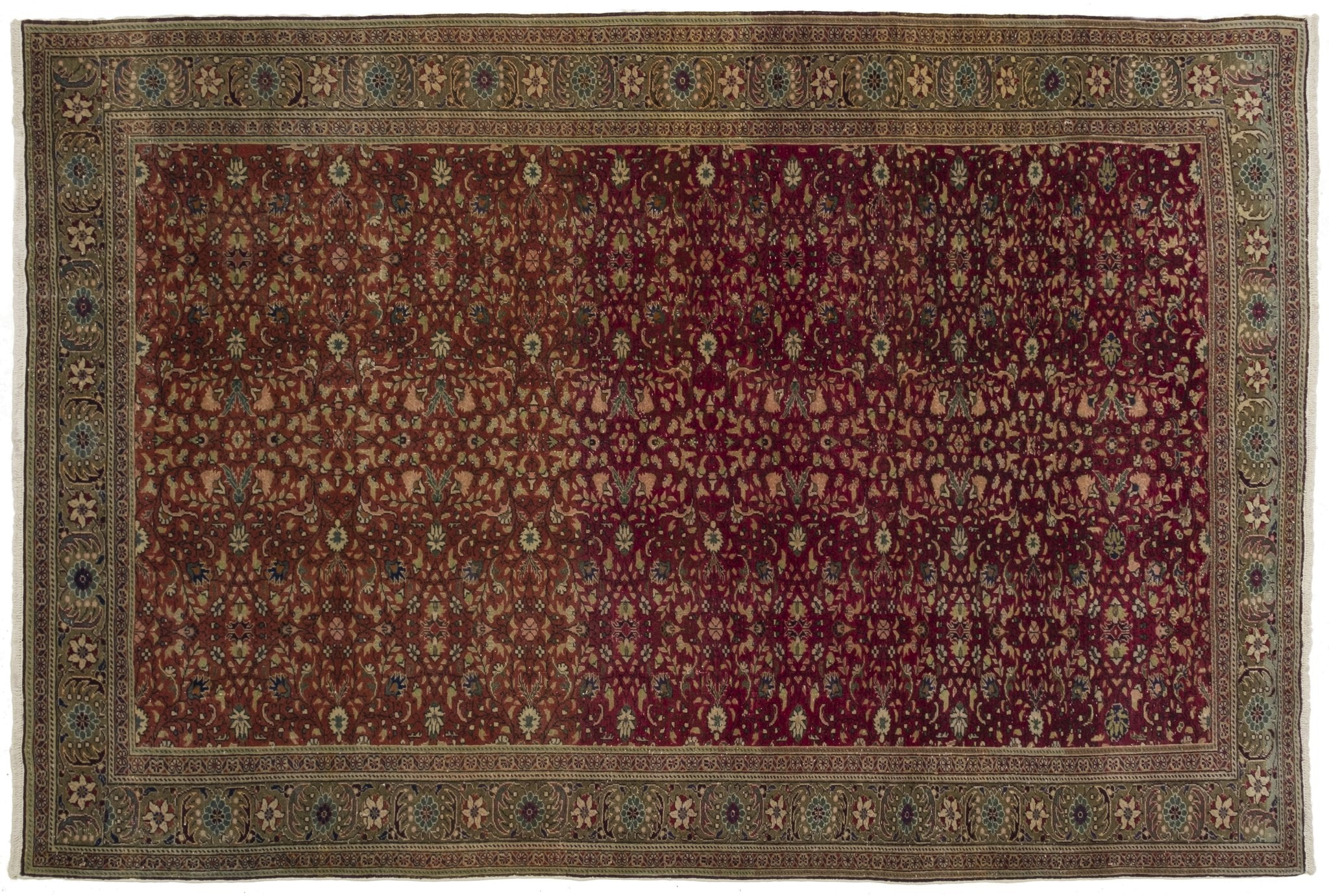 Vintage Turkish Rug Anouk