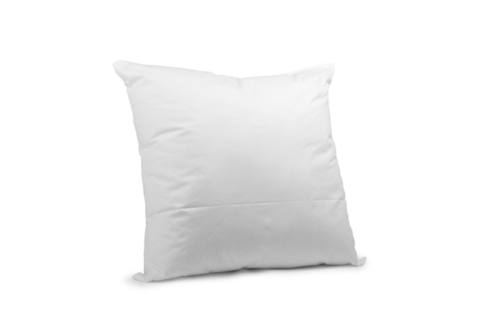 Down Duck Feather Throw Pillow Insert Revival