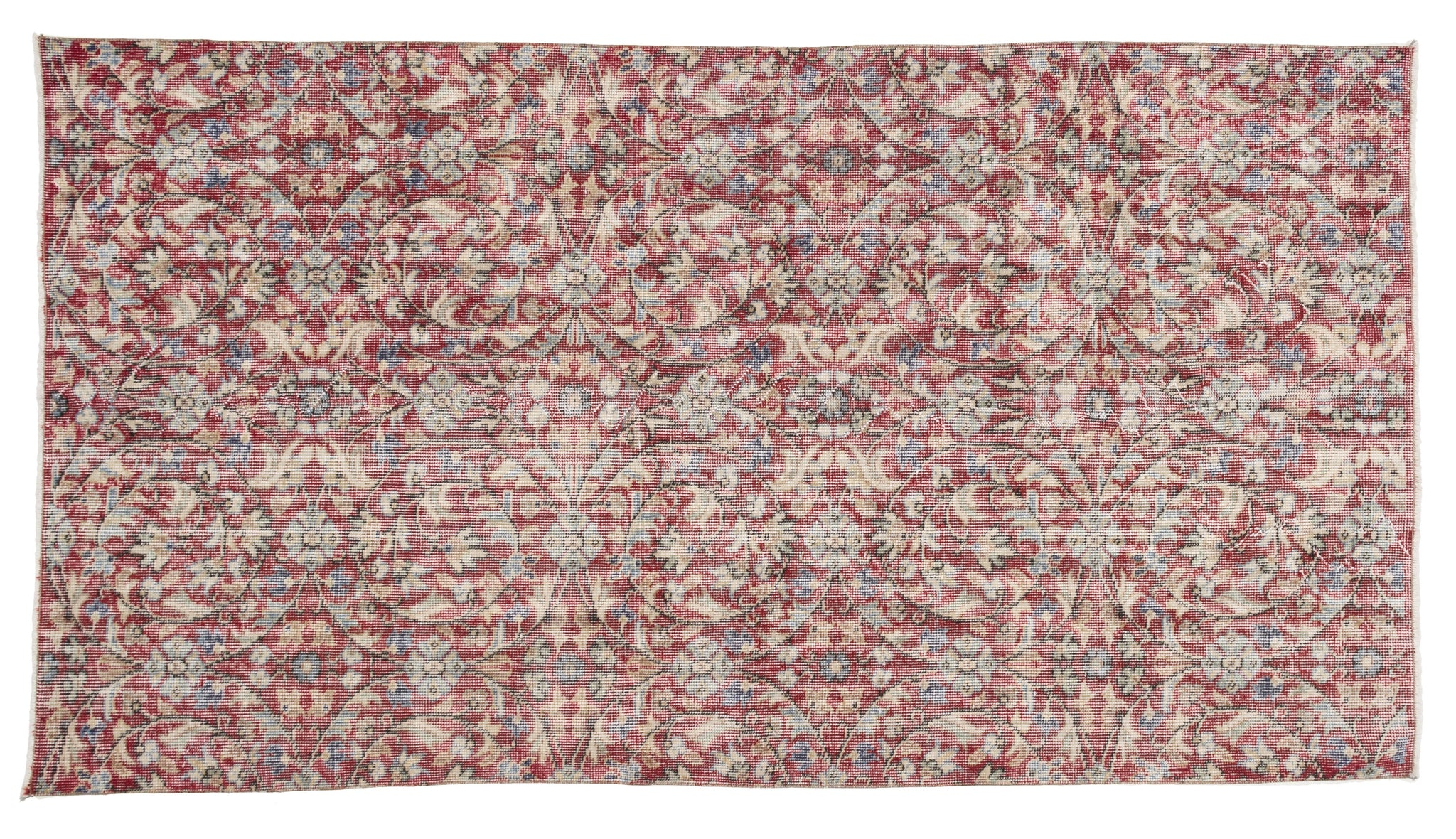 Vintage Turkish Rug Tarif