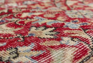 Vintage Turkish Rug Tarif thumbnail