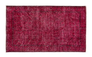 Vintage Turkish Rug Ottkar thumbnail
