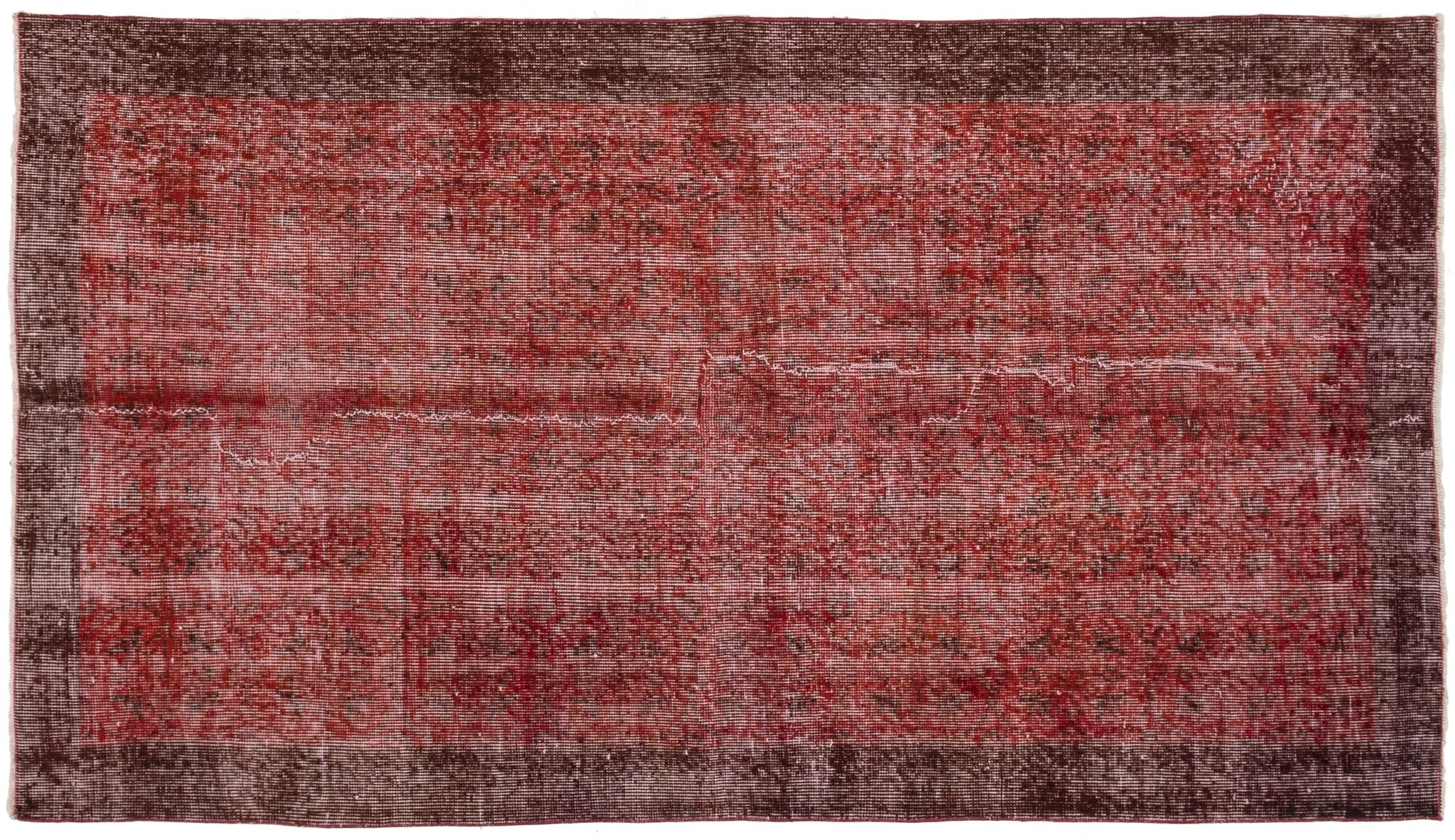 Vintage Overdyed Rug Pat