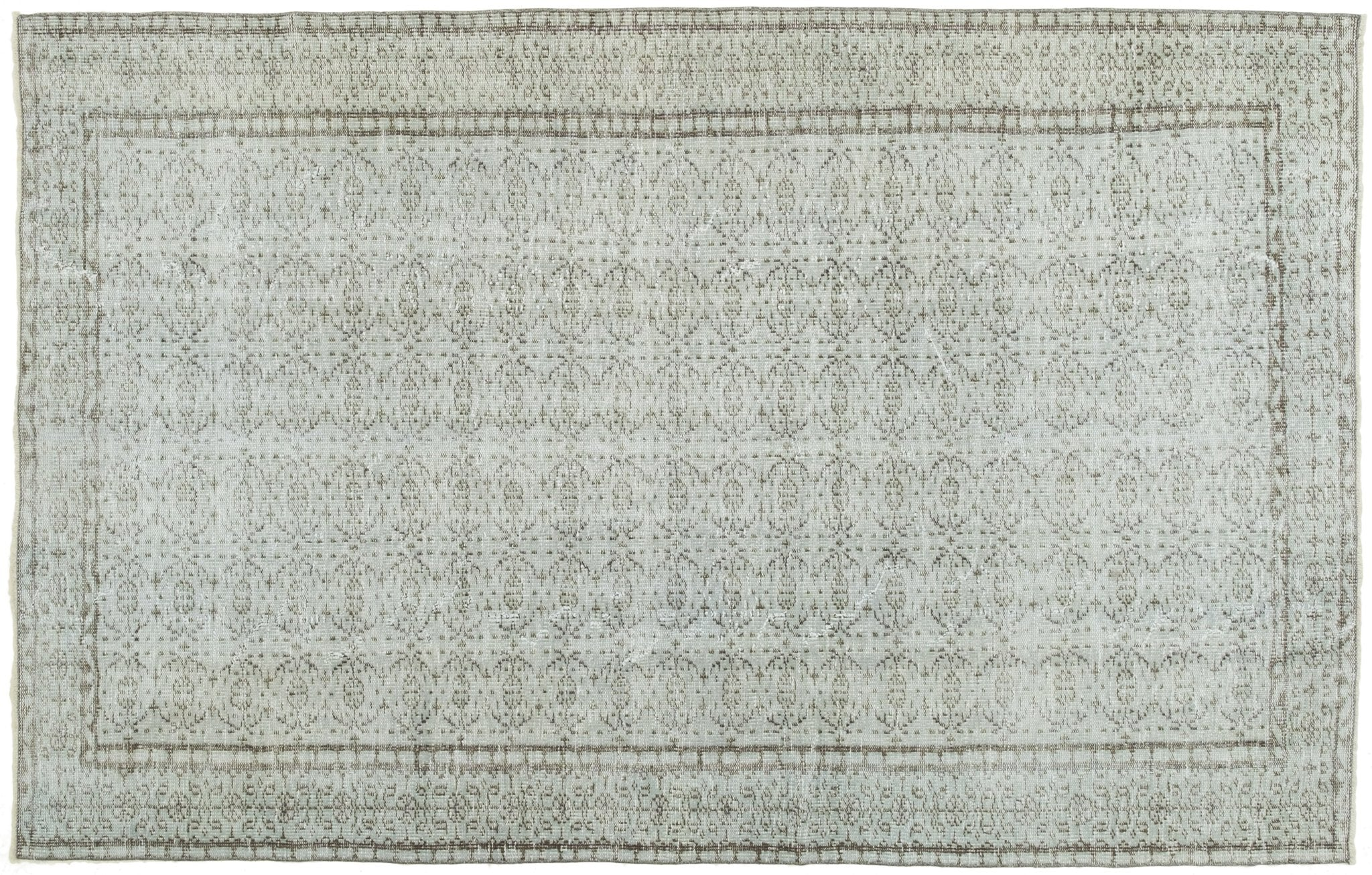 Vintage Overdyed Rug Annely