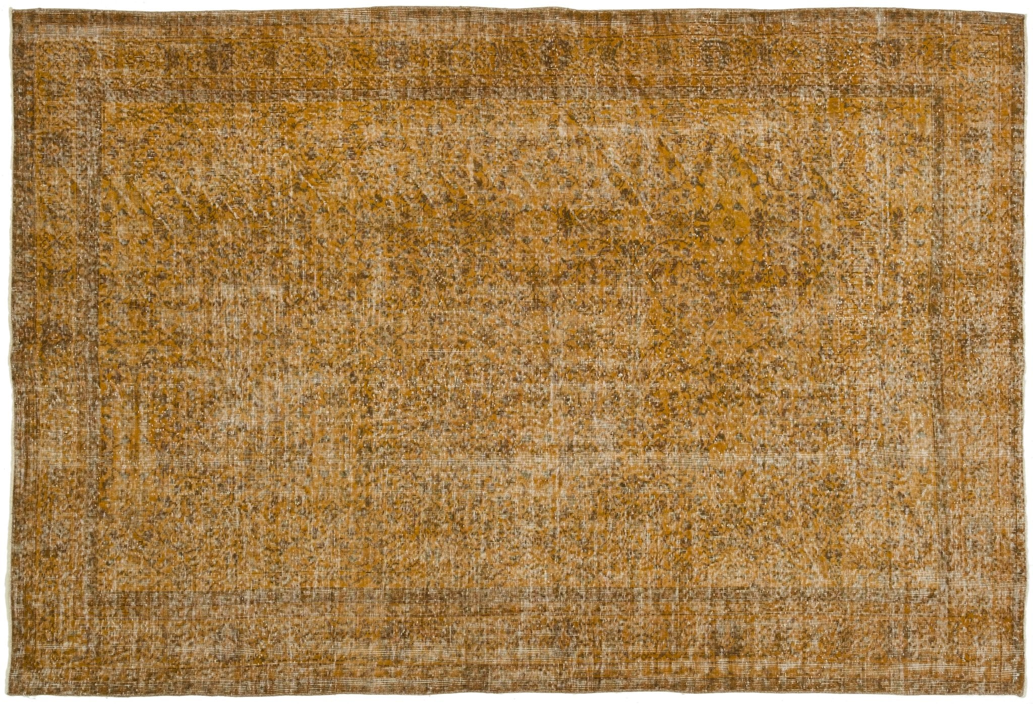 Vintage Overdyed Rug Anney