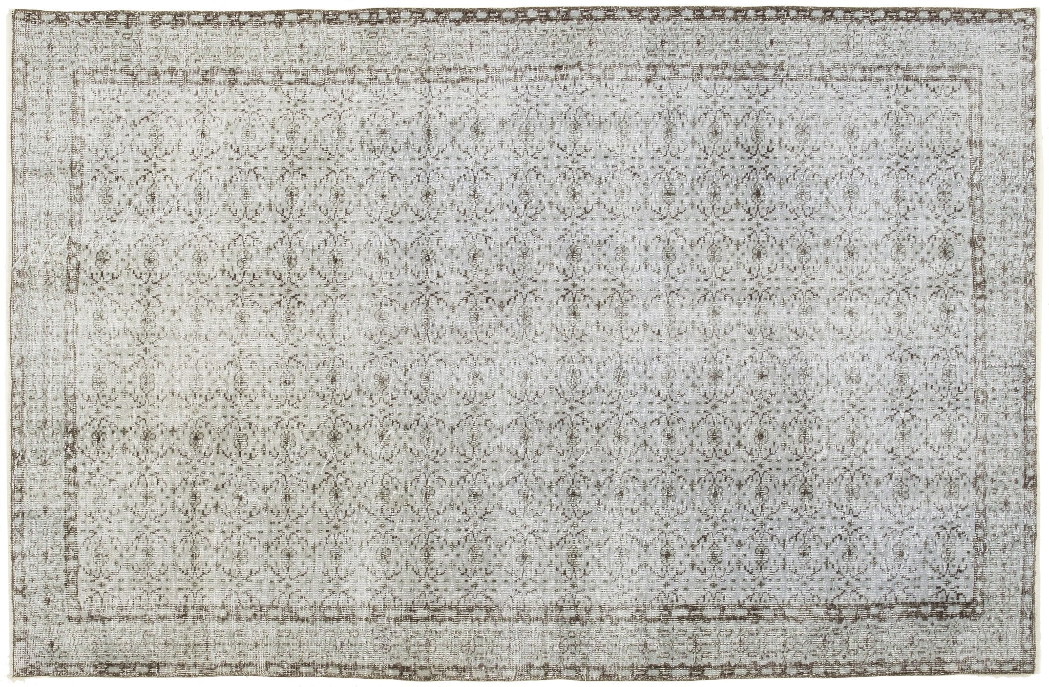 Vintage Overdyed Rug Maoz