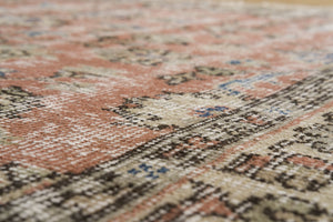 Vintage Turkish Rug Liekele thumbnail