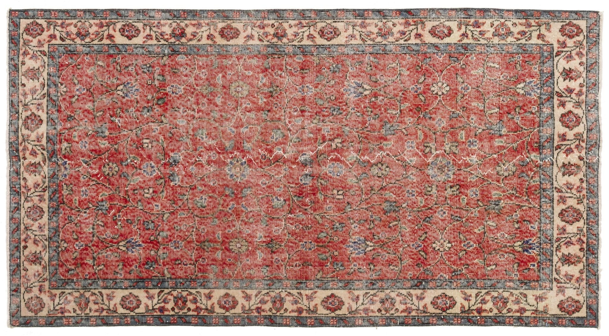 Vintage Turkish Rug Irun