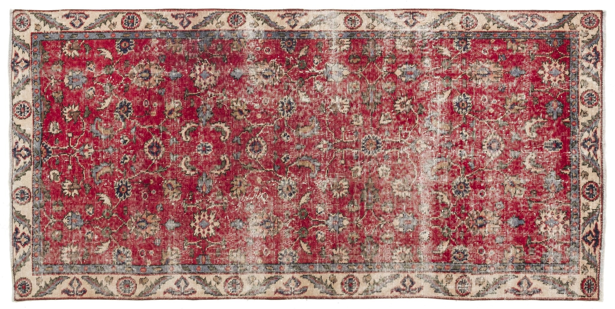 Vintage Turkish Rug Garegin
