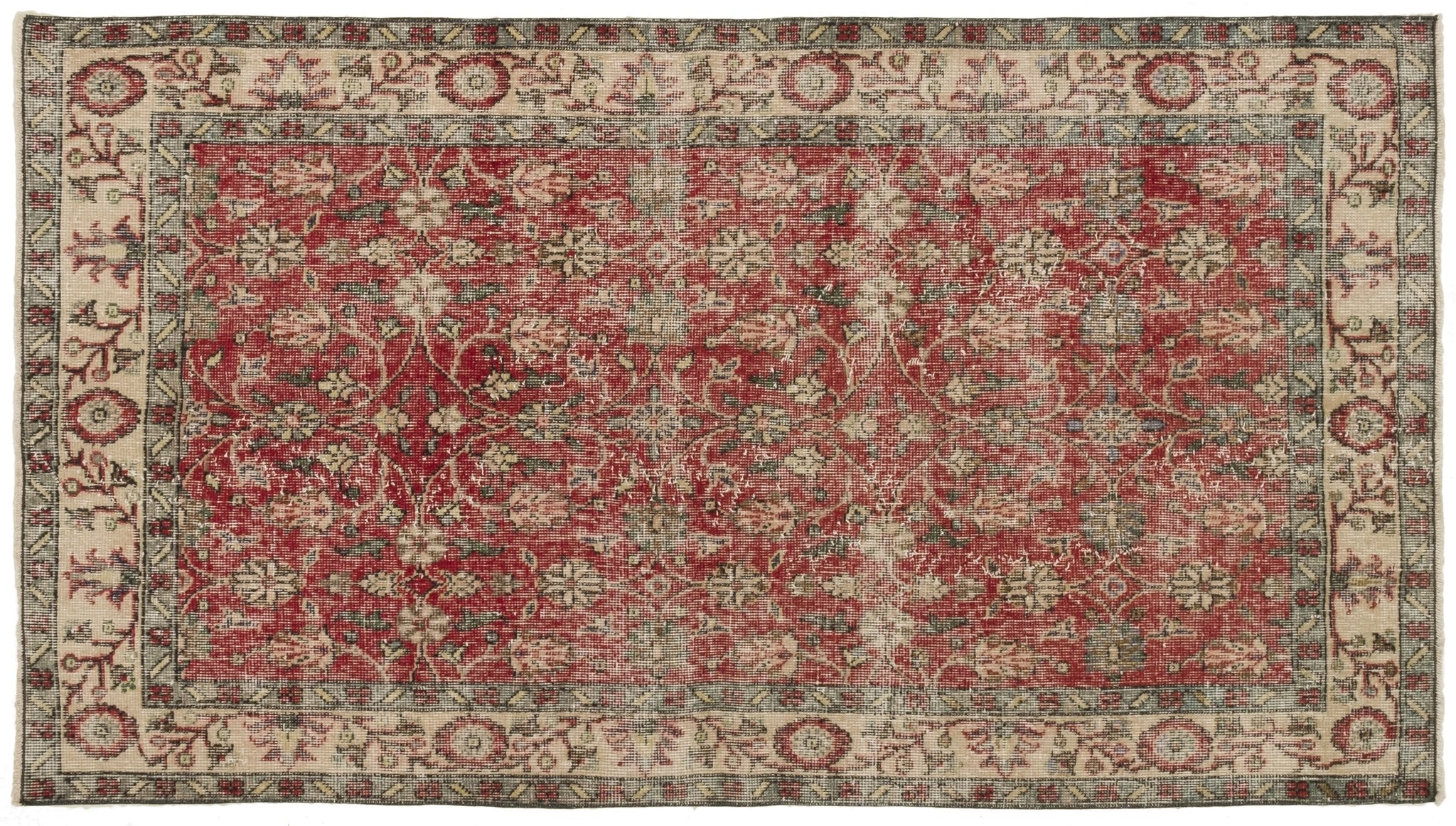 Vintage Turkish Rug Ainar