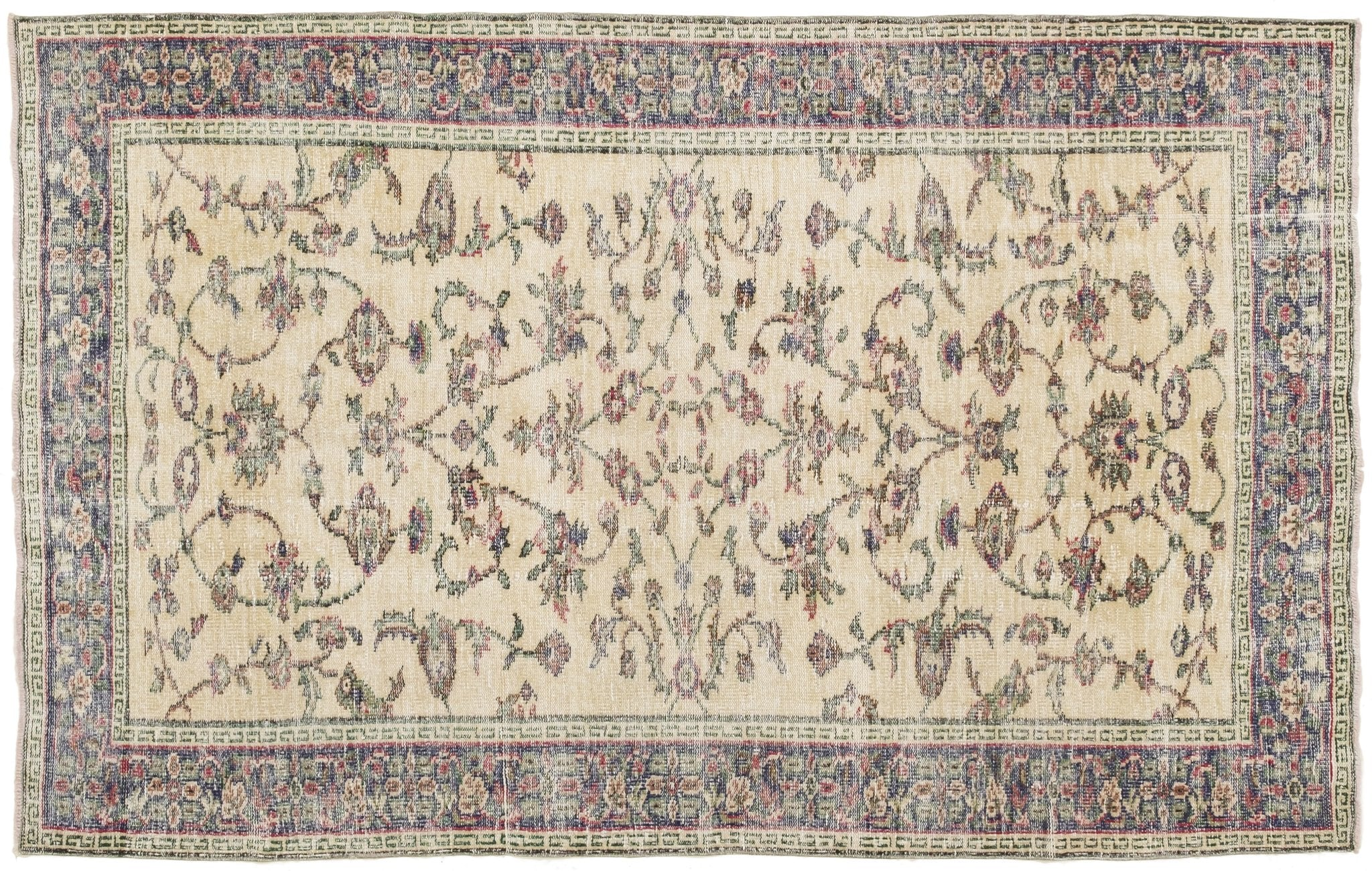Vintage Persian Style Rug Marcellin