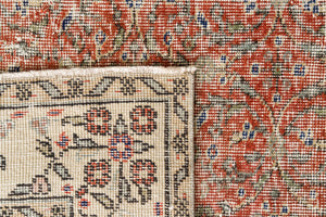 Vintage Turkish Rug Zaur thumbnail