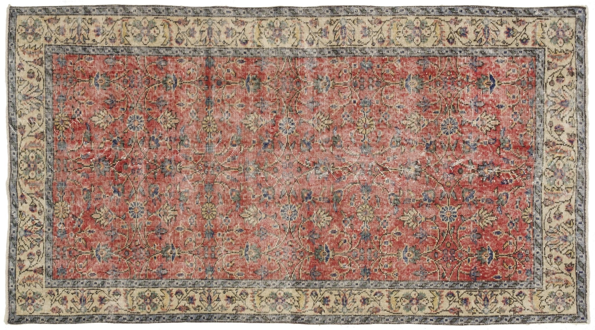 Vintage Turkish Rug Firth