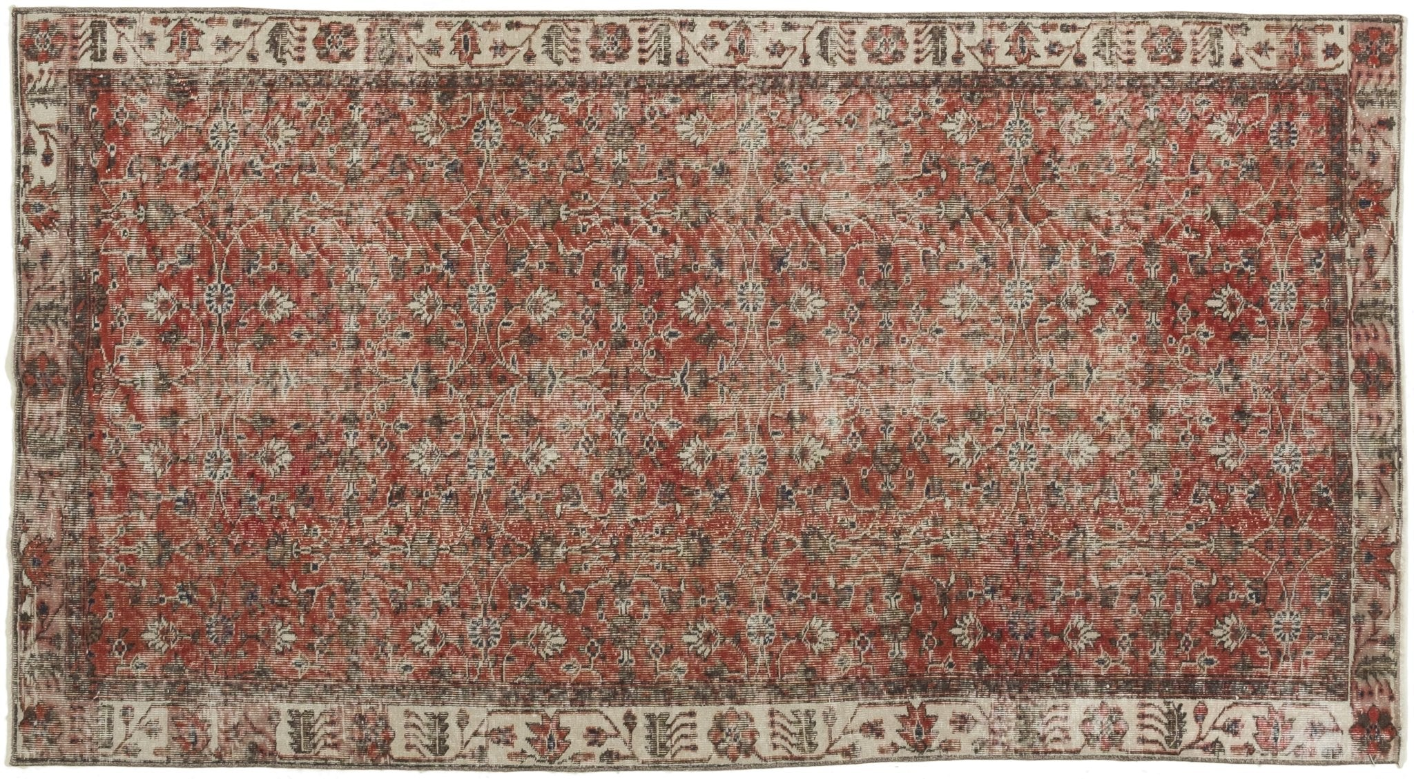 Vintage Turkish Rug Anyuta