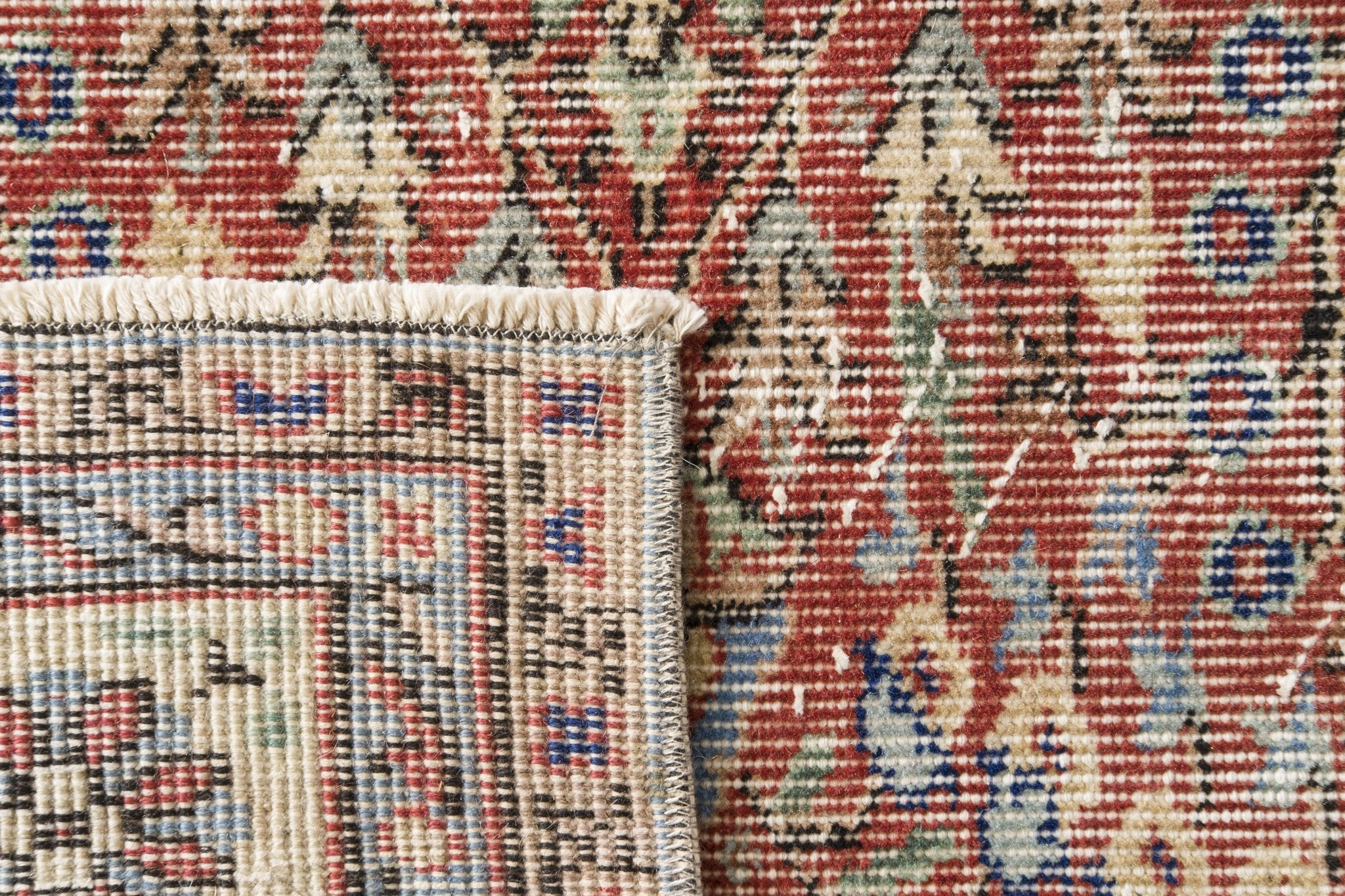 Vintage Turkish Rug Aiga