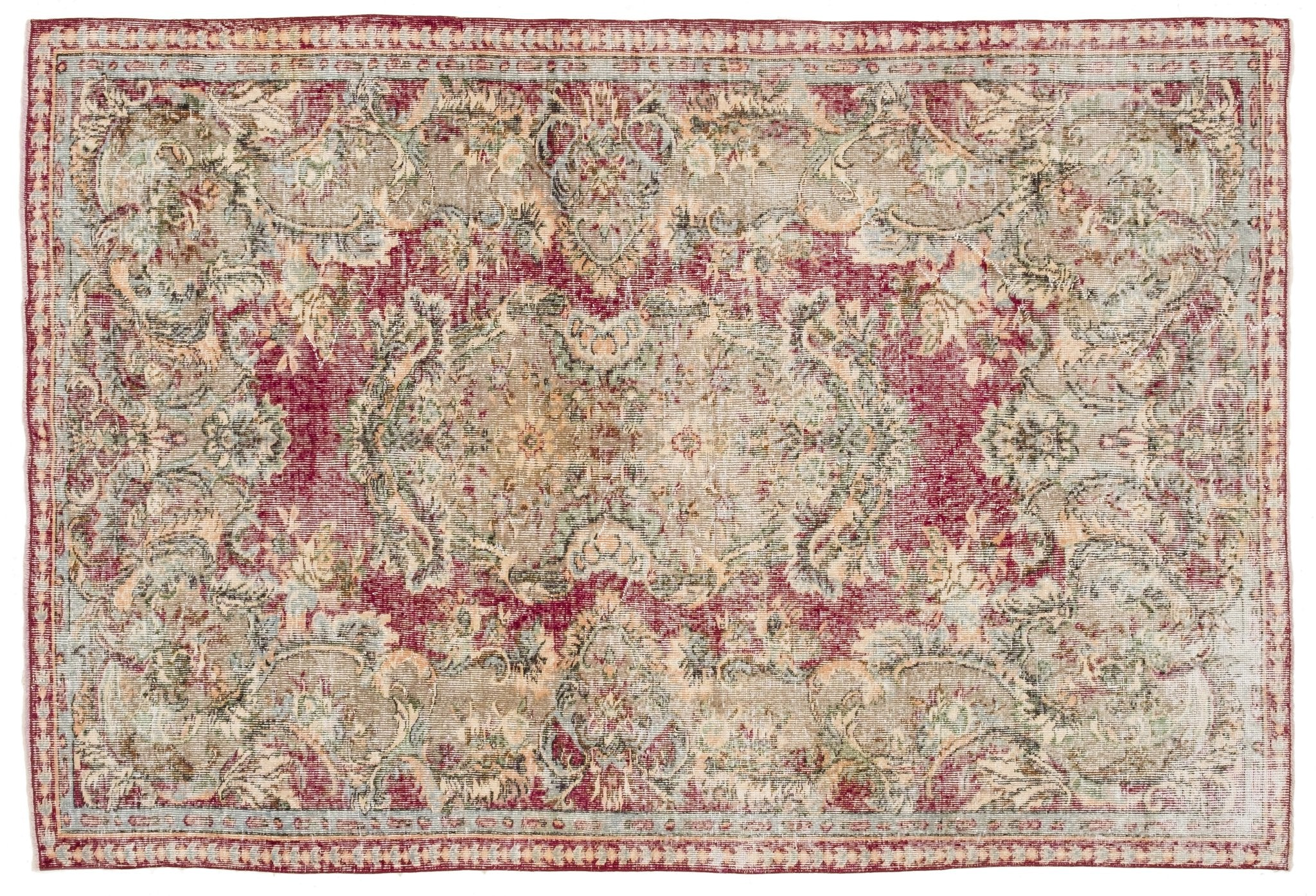 Vintage Persian Style Rug Agapia