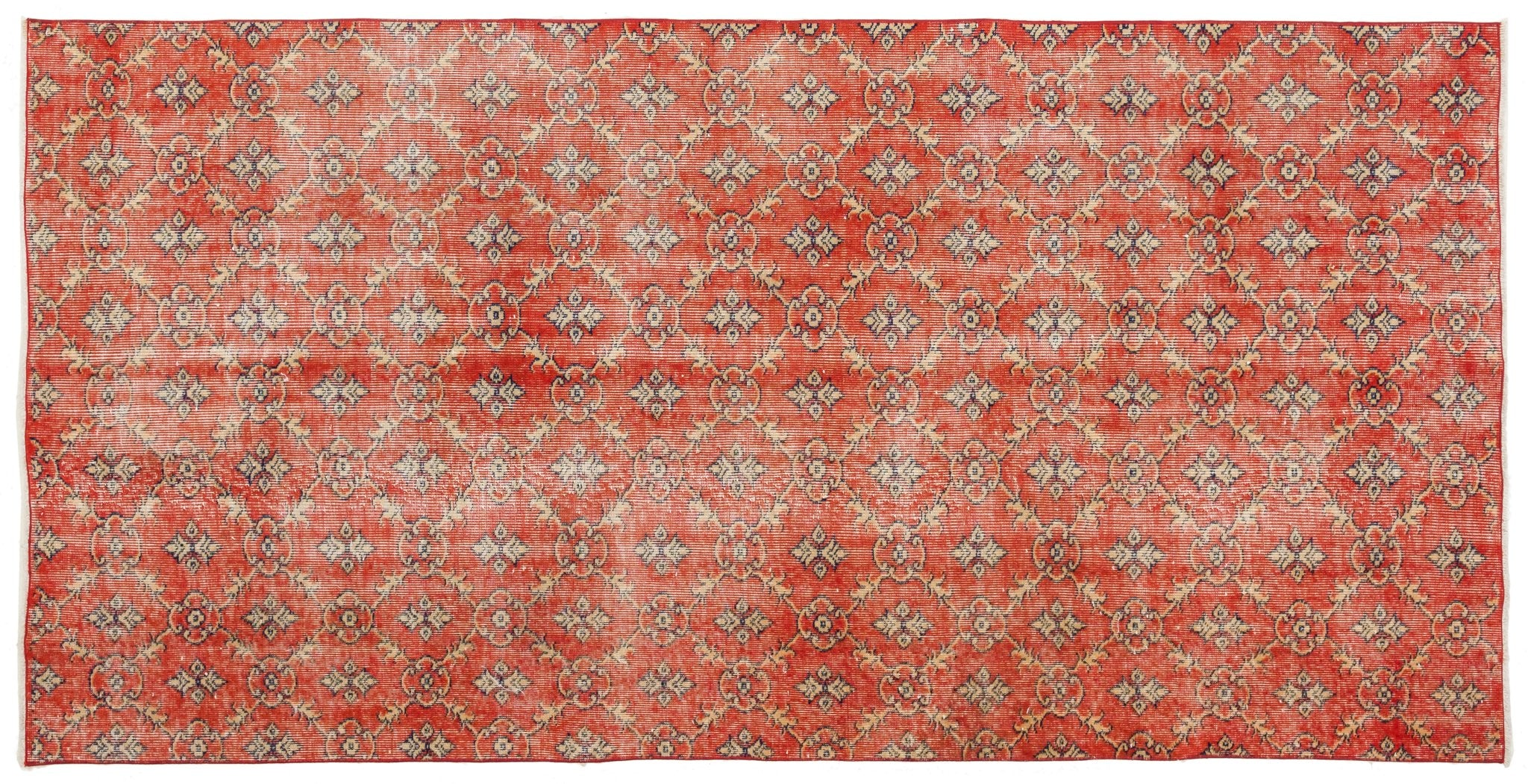 Vintage Turkish Rug Aldesino