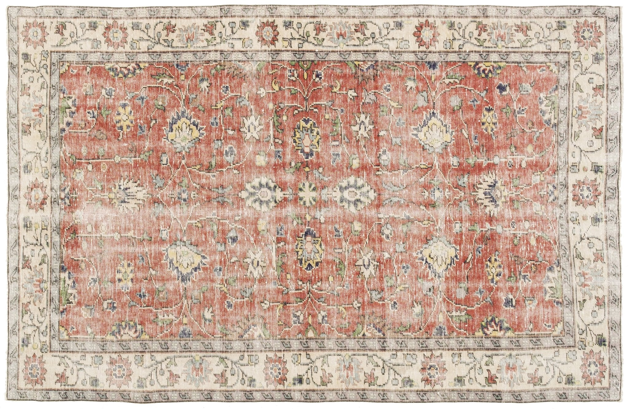 Vintage Turkish Rug Andromachi