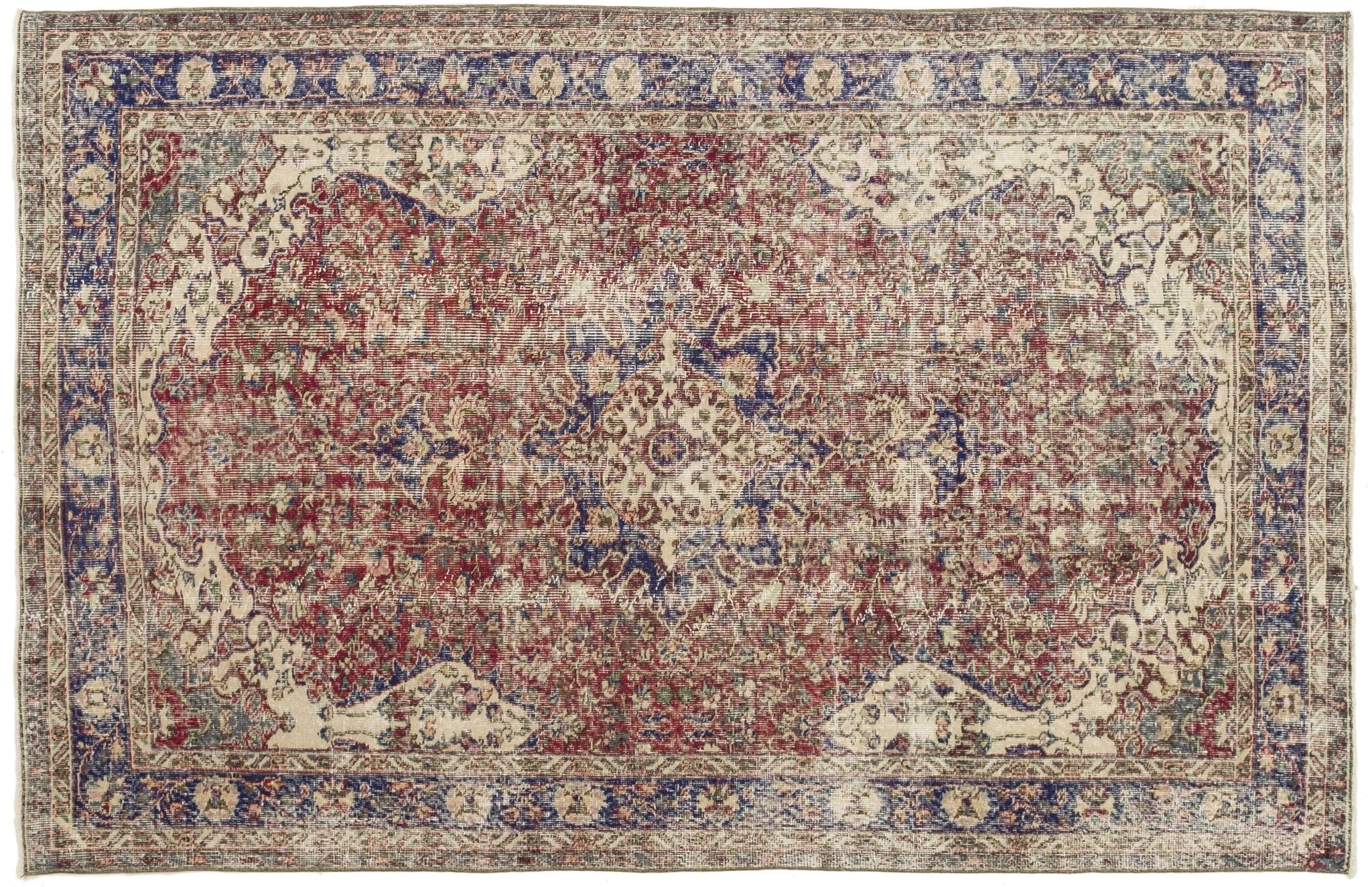 Vintage Persian Style Rug Agustin