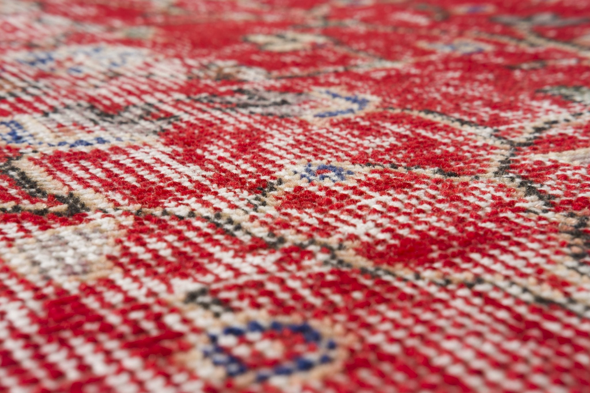 Vintage Turkish Rug Dorita