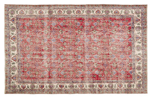 Vintage Oriental Rug Stach thumbnail