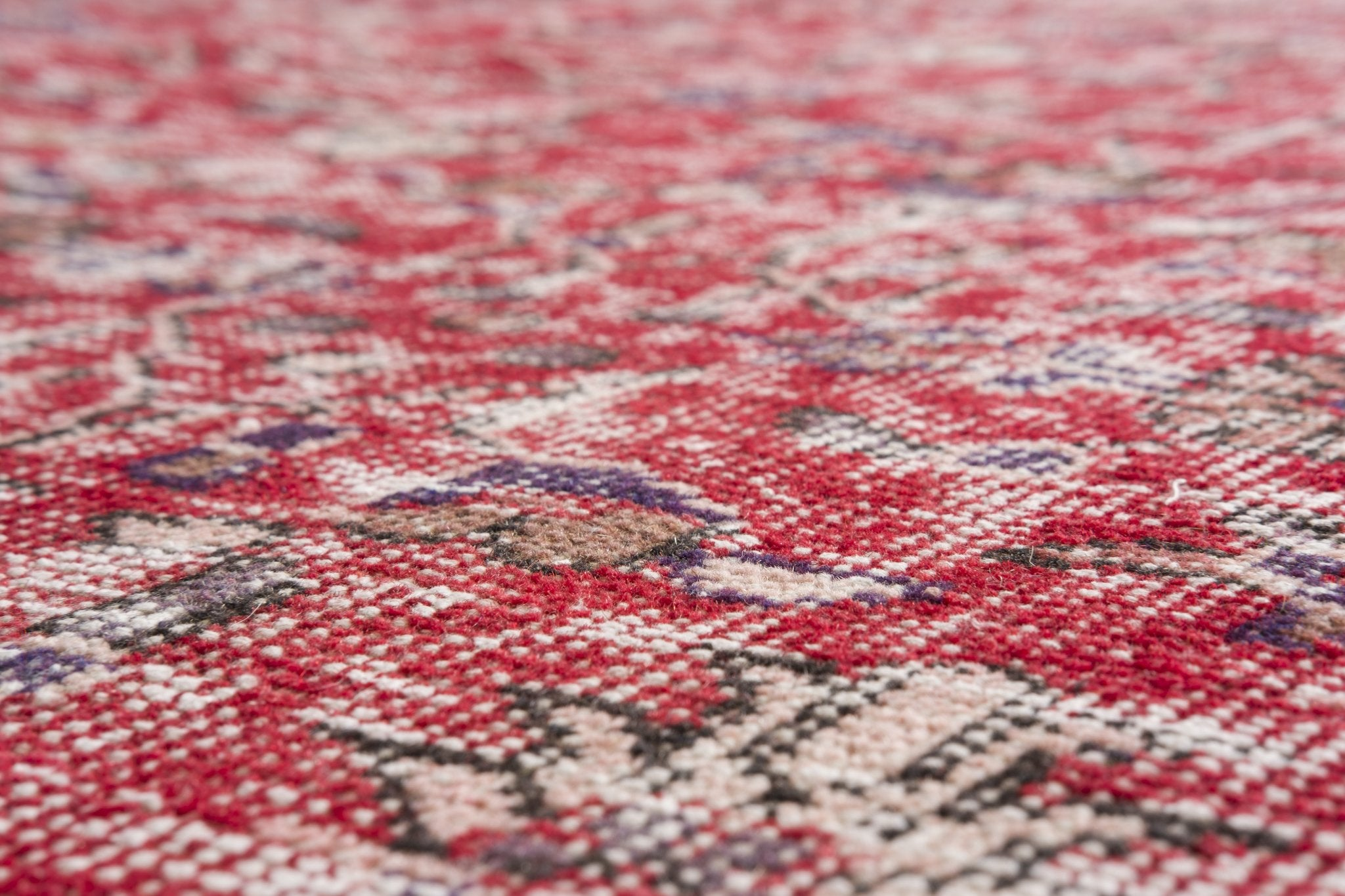 Vintage Turkish Rug Alide