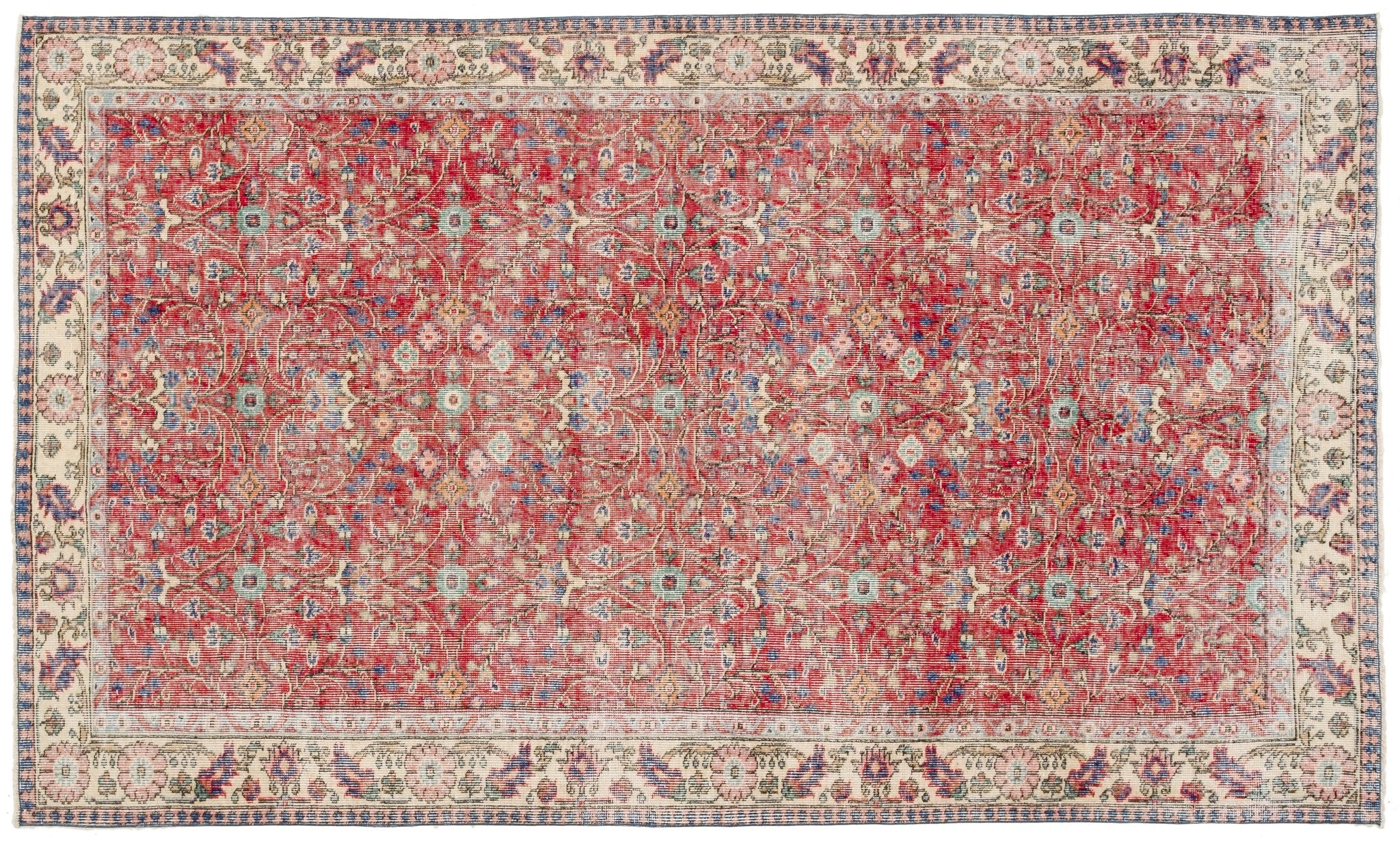 Vintage Turkish Rug Alar