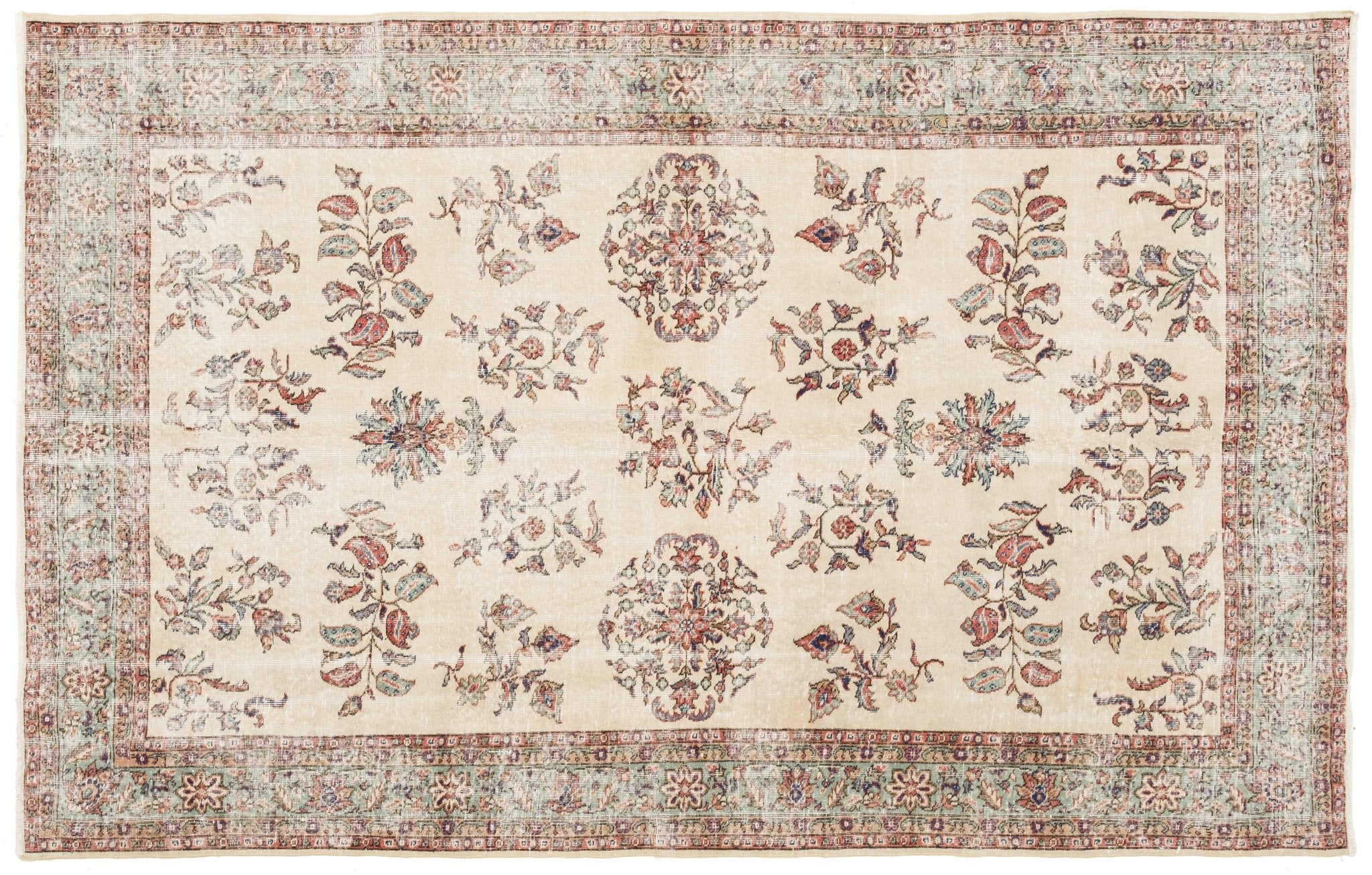 Vintage Turkish Rug Wilton