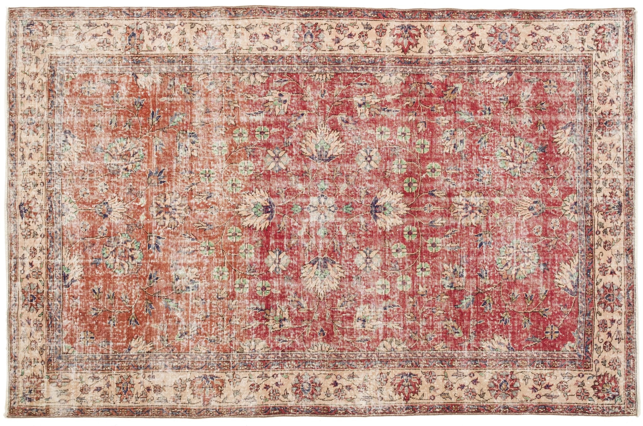 Vintage Turkish Rug Emica