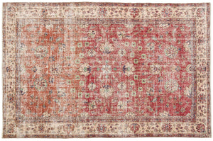 Vintage Turkish Rug Emica thumbnail