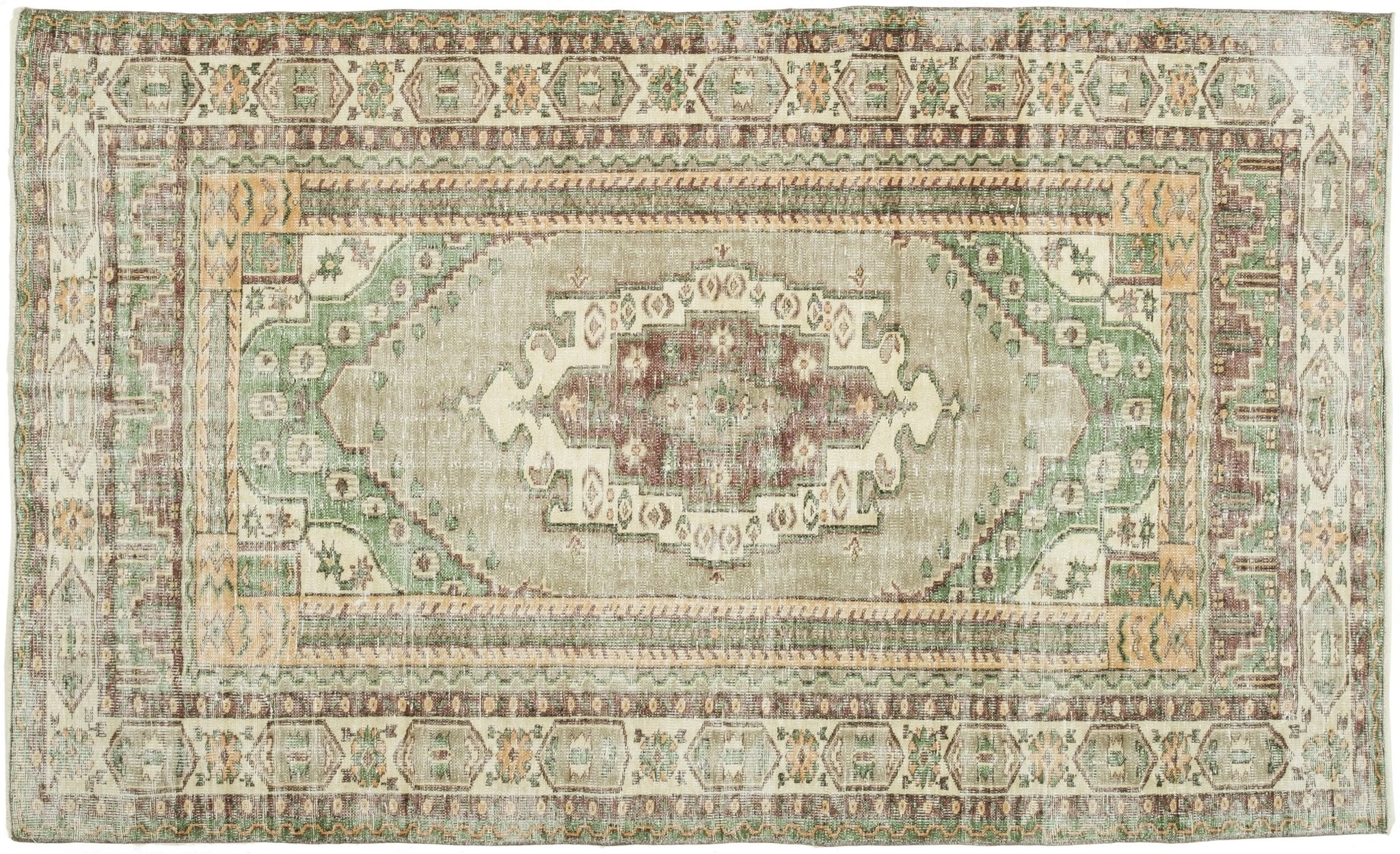Vintage Turkish Rug Mevzet