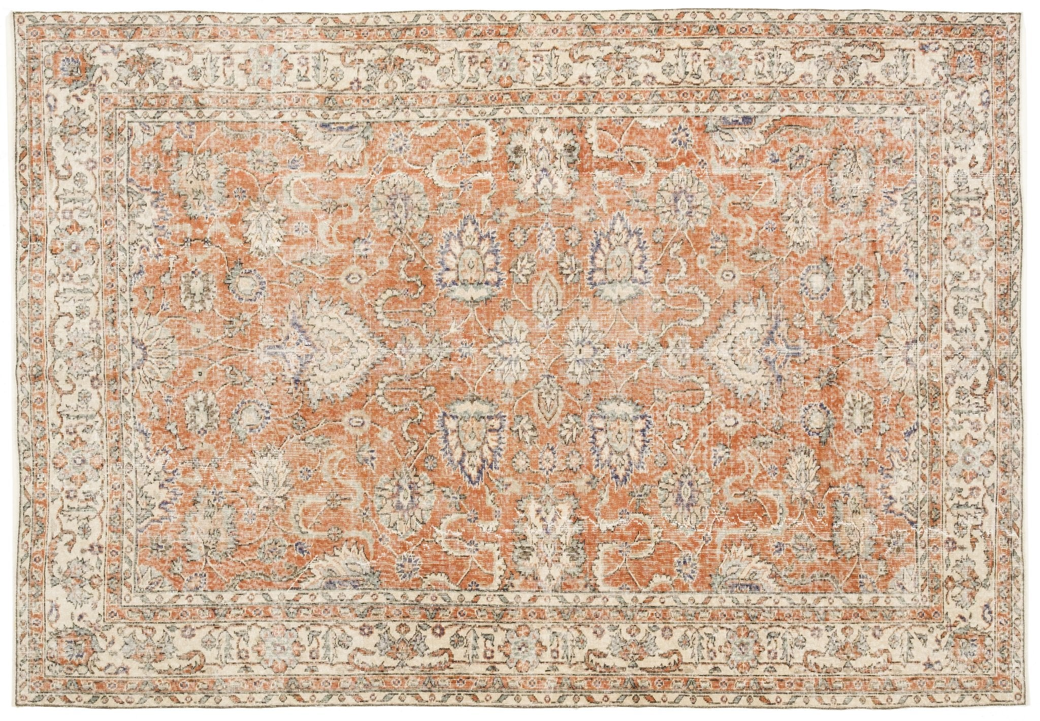 Vintage Turkish Rug Klime