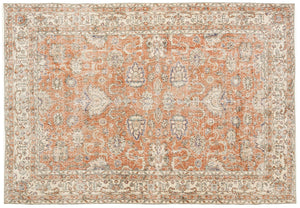 Vintage Turkish Rug Klime thumbnail