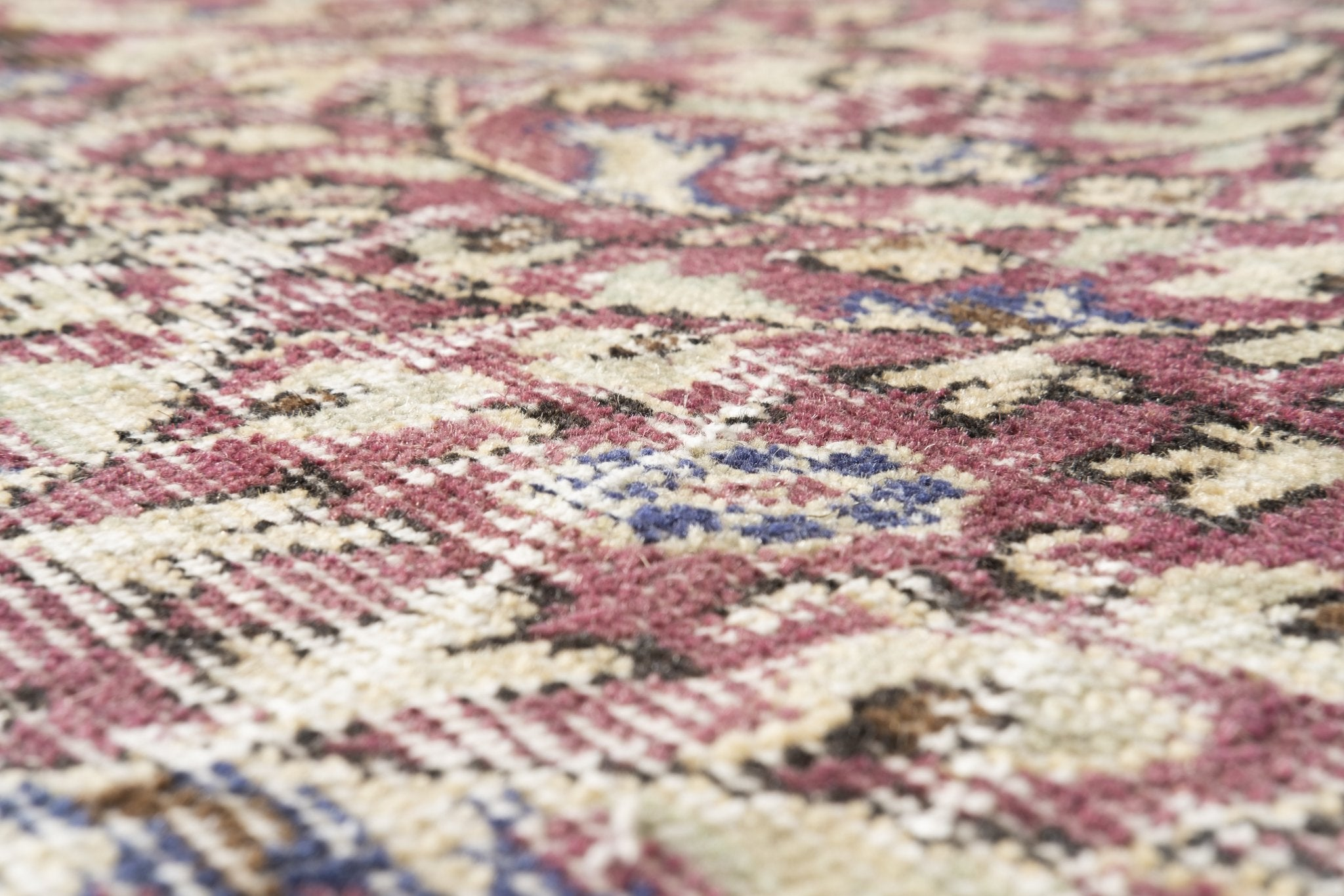Vintage Turkish Rug Maricela