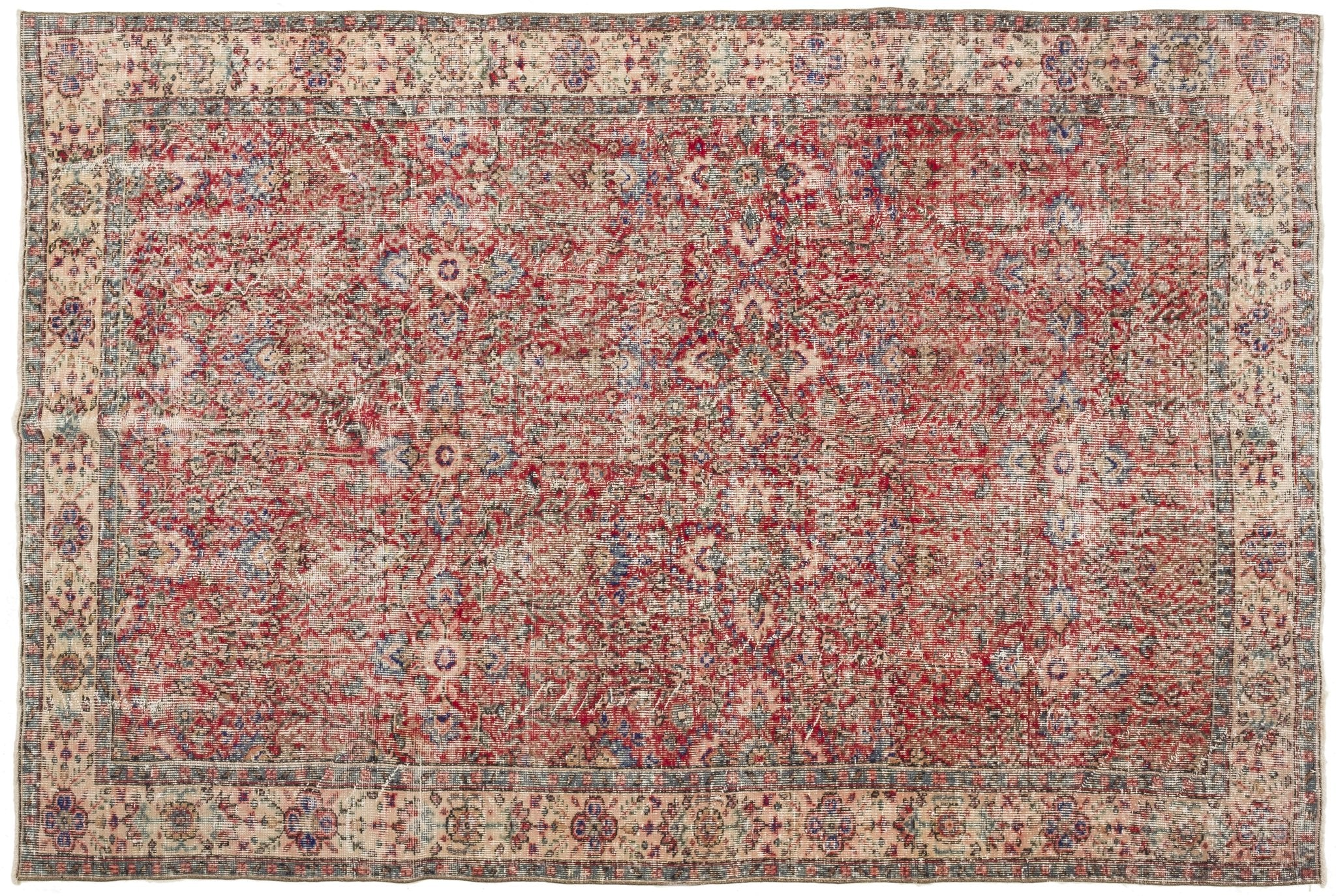 Vintage Turkish Rug Essam