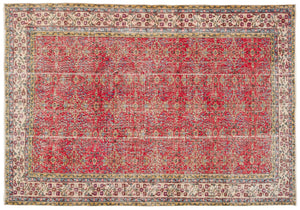 Vintage Turkish Rug Ludecke thumbnail