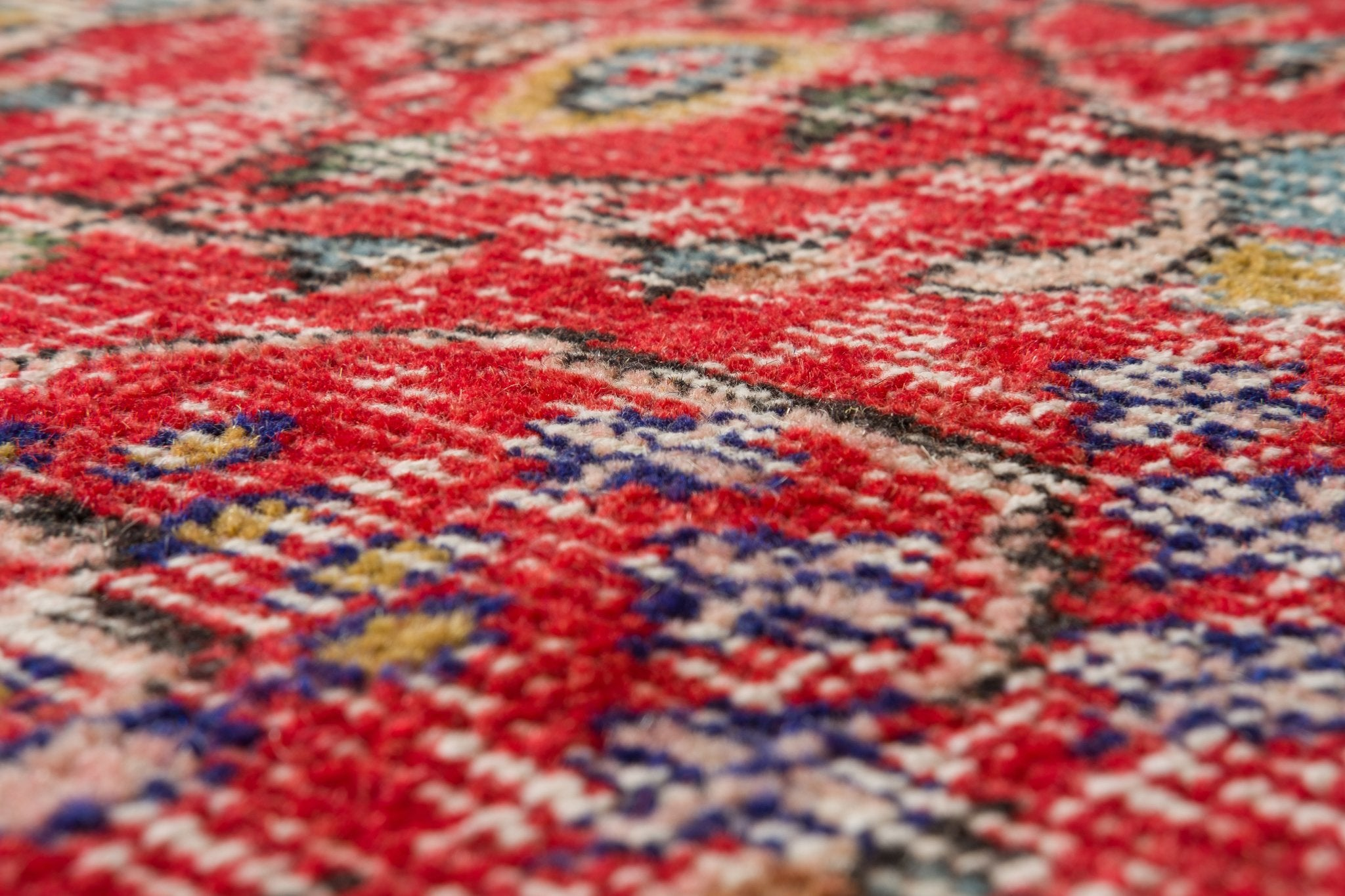 Vintage Turkish Rug Ludecke
