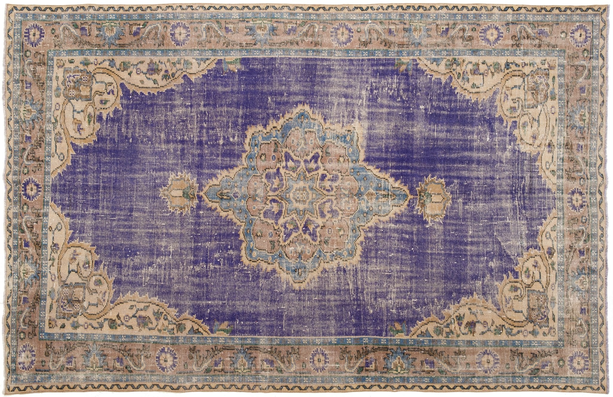 Vintage Persian Style Rug Leopolds