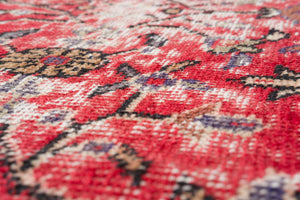 Vintage Turkish Rug Shabbir thumbnail
