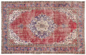 Vintage Persian Style Rug Volmer thumbnail