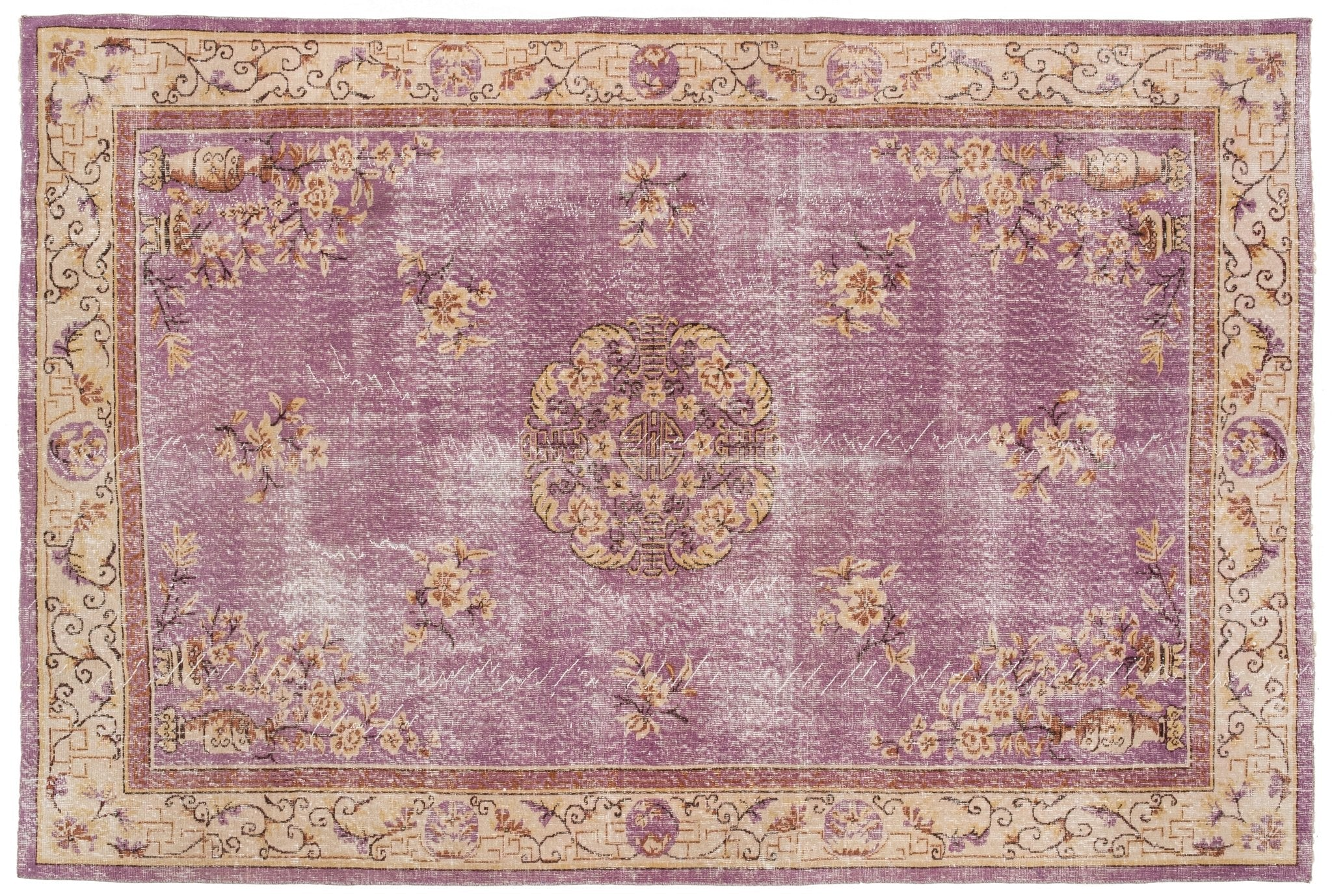 Vintage Turkish Rug Sevastia