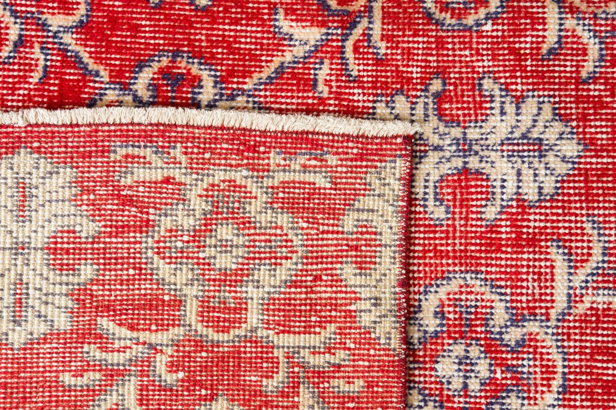 Vintage Turkish Rug Aat
