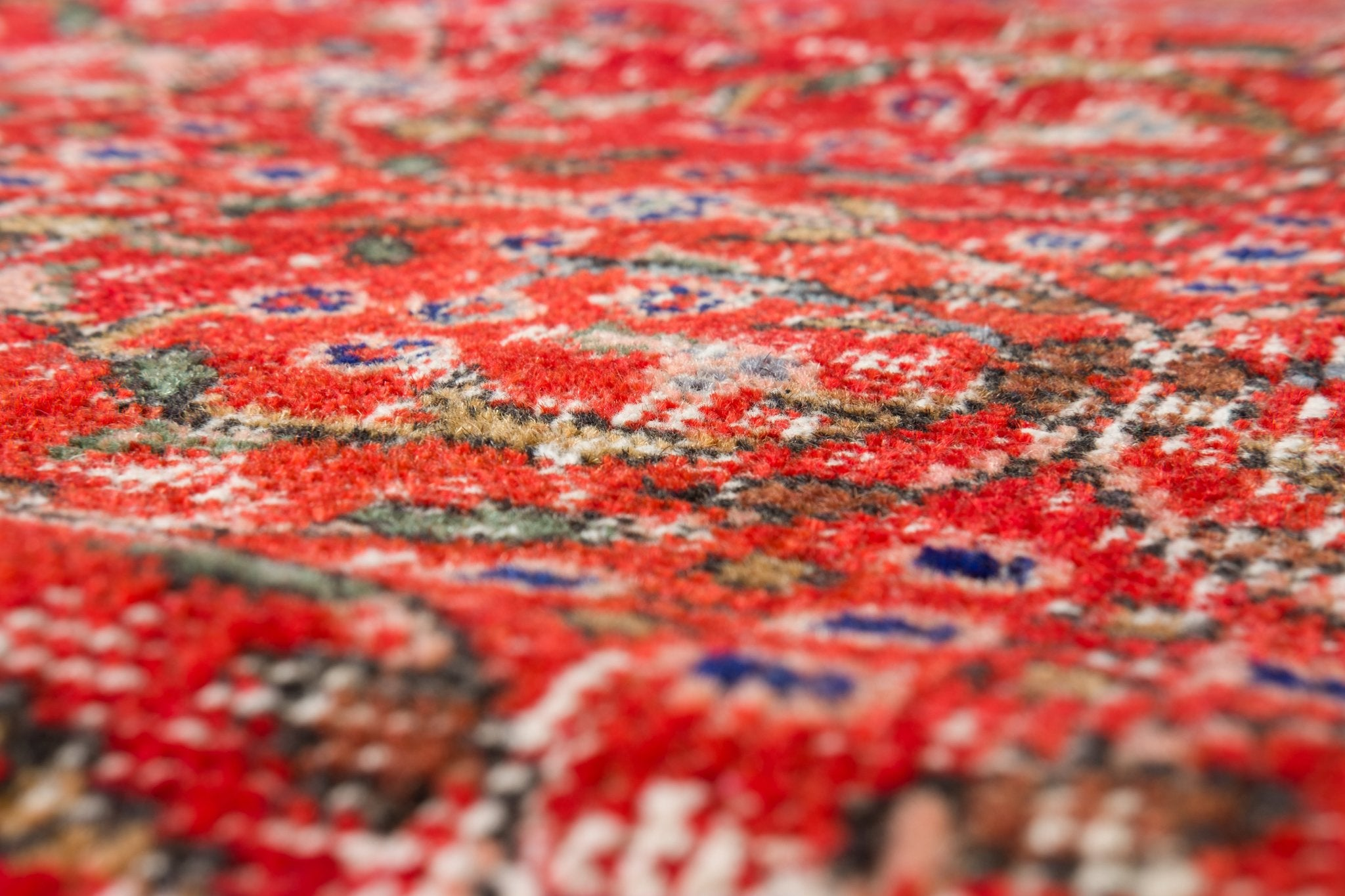 Vintage Turkish Rug Pamphile