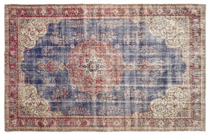 Vintage Turkish Rug Dietwalt thumbnail