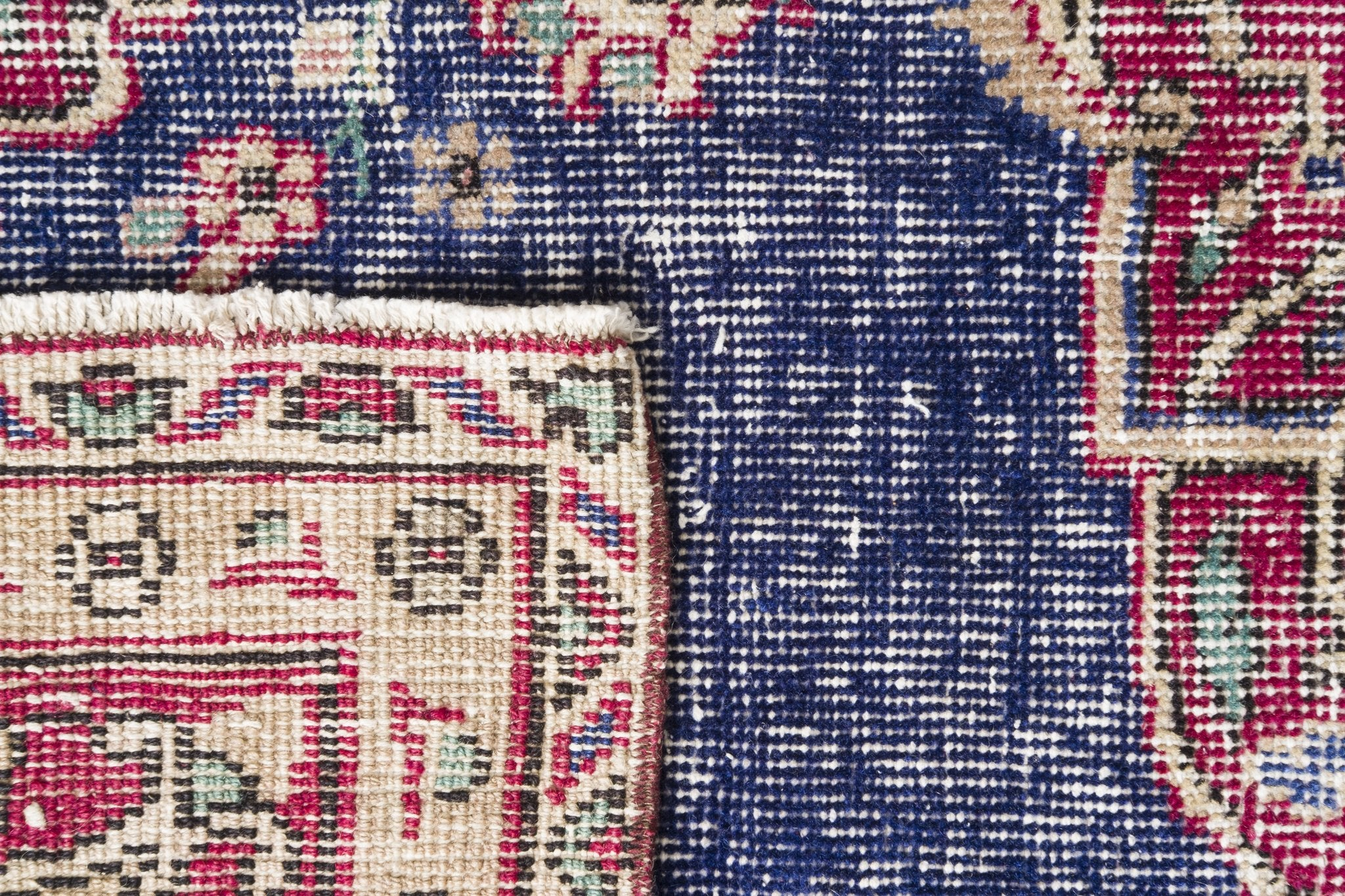 Vintage Turkish Rug Dietwalt