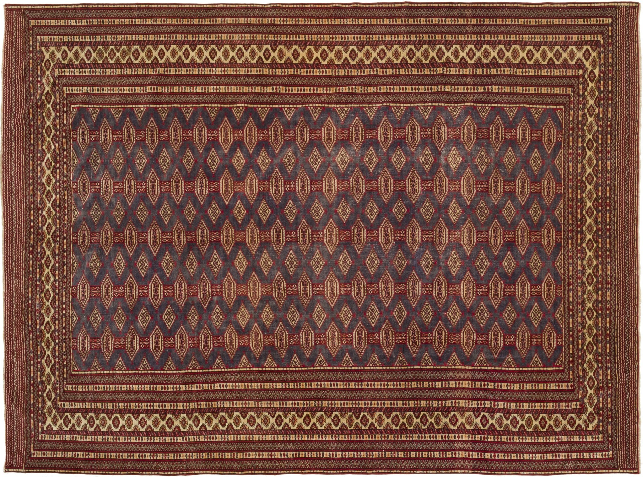 Vintage Persian Style Rug Lynelle